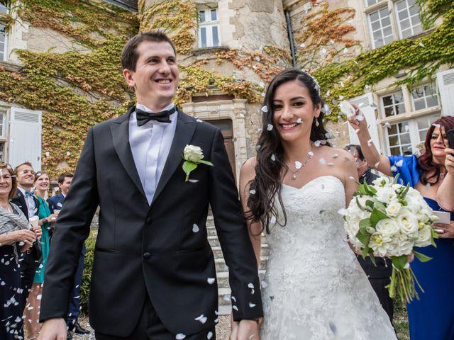 Le mariage de Xavier et Sara à Biras, Dordogne 18