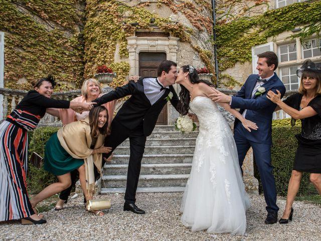 Le mariage de Xavier et Sara à Biras, Dordogne 21