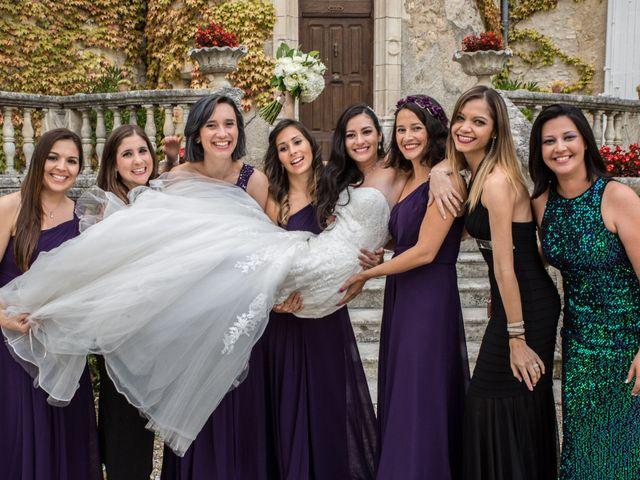 Le mariage de Xavier et Sara à Biras, Dordogne 22