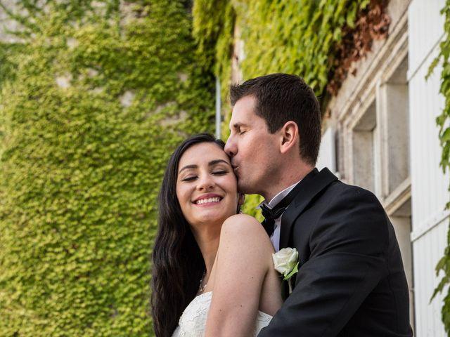 Le mariage de Xavier et Sara à Biras, Dordogne 23