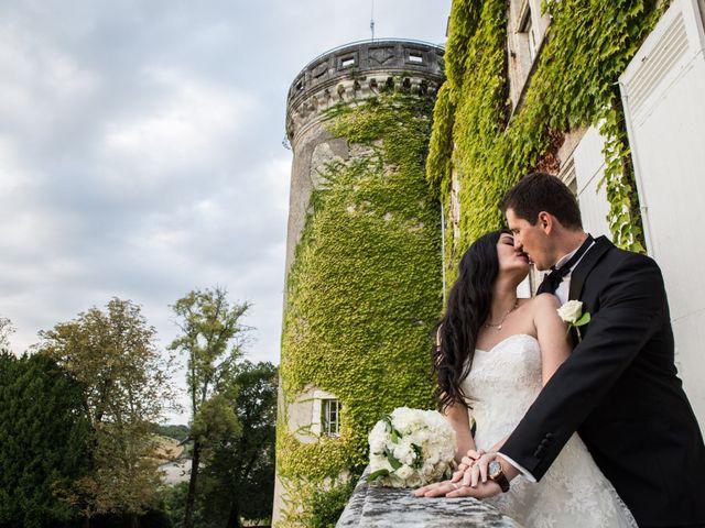 Le mariage de Xavier et Sara à Biras, Dordogne 24