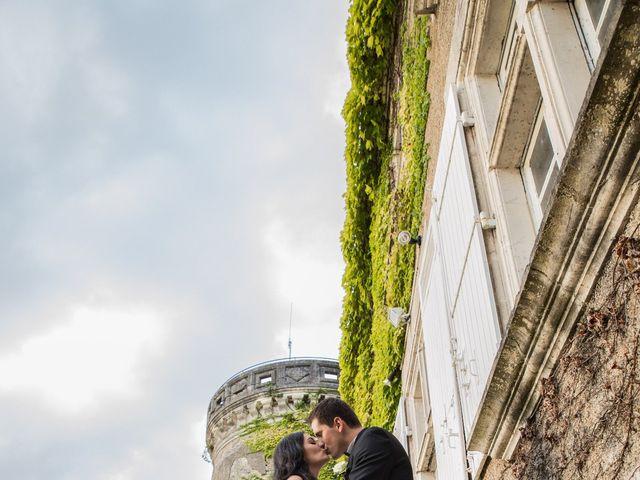 Le mariage de Xavier et Sara à Biras, Dordogne 25