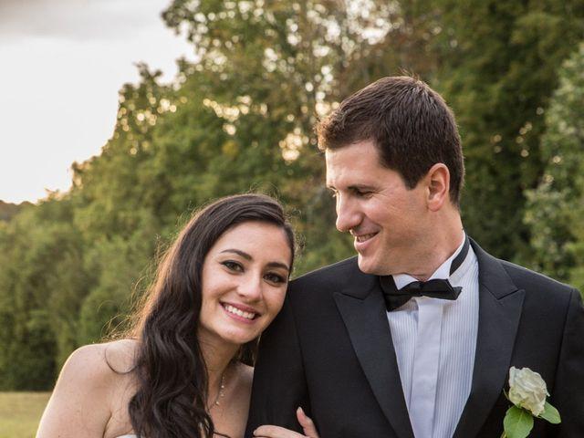 Le mariage de Xavier et Sara à Biras, Dordogne 26