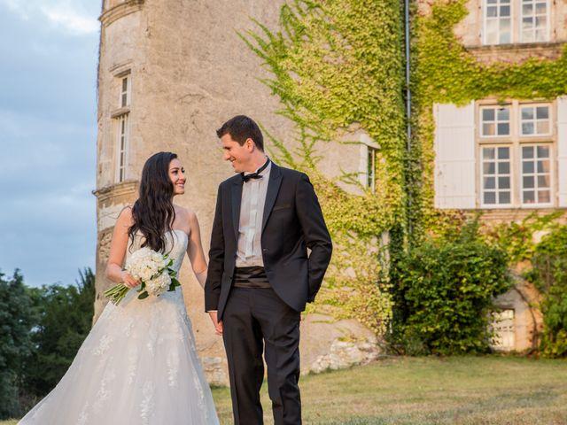 Le mariage de Xavier et Sara à Biras, Dordogne 31