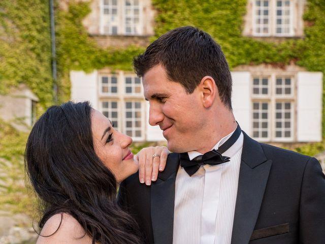 Le mariage de Xavier et Sara à Biras, Dordogne 32