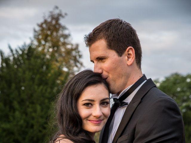 Le mariage de Xavier et Sara à Biras, Dordogne 33