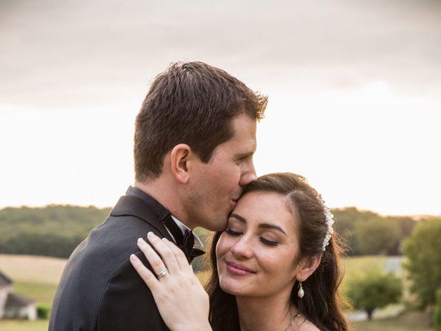 Le mariage de Xavier et Sara à Biras, Dordogne 34