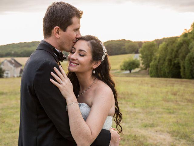 Le mariage de Xavier et Sara à Biras, Dordogne 35