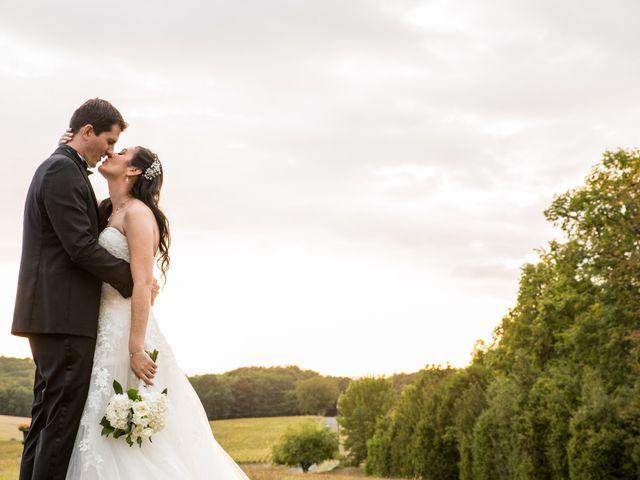 Le mariage de Xavier et Sara à Biras, Dordogne 36