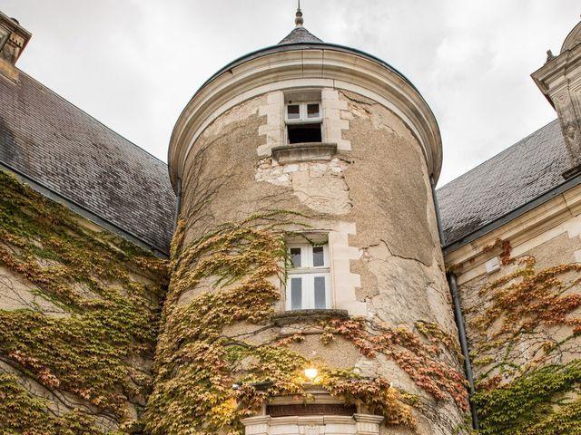 Le mariage de Xavier et Sara à Biras, Dordogne 38