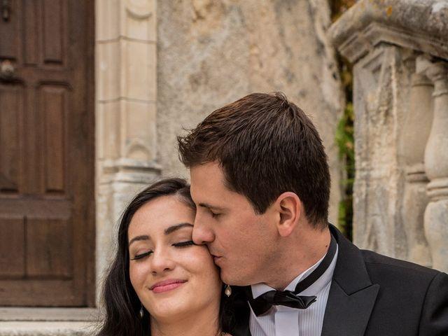 Le mariage de Xavier et Sara à Biras, Dordogne 39
