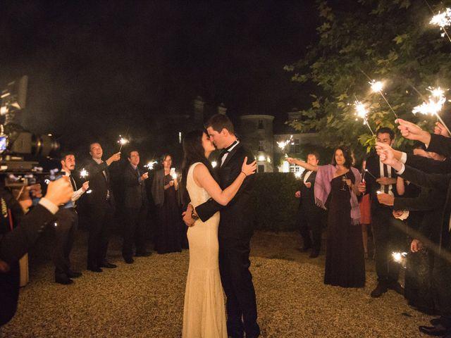 Le mariage de Xavier et Sara à Biras, Dordogne 44