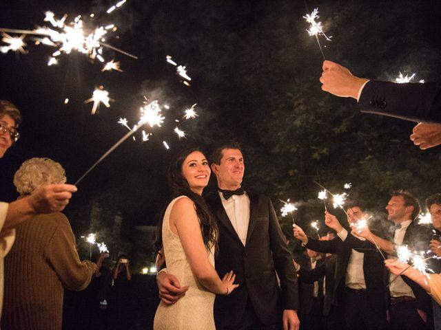 Le mariage de Xavier et Sara à Biras, Dordogne 45