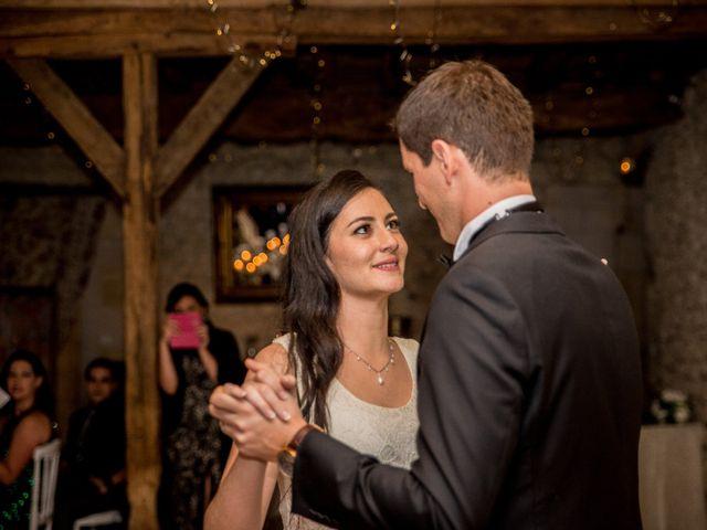 Le mariage de Xavier et Sara à Biras, Dordogne 46