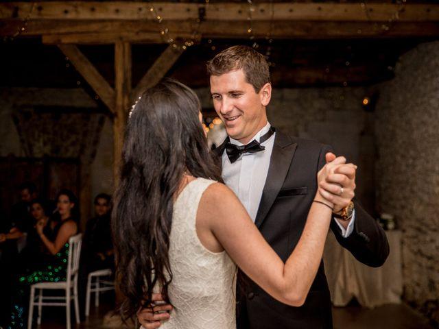 Le mariage de Xavier et Sara à Biras, Dordogne 47