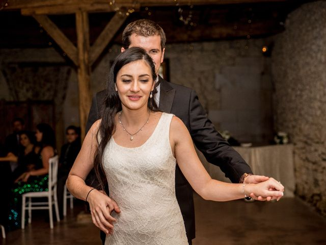 Le mariage de Xavier et Sara à Biras, Dordogne 48