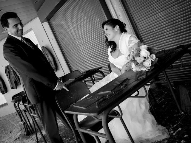 Le mariage de Alain et Aurélie à Irigny, Rhône 1