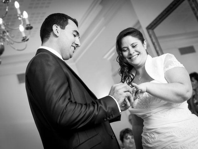 Le mariage de Alain et Aurélie à Irigny, Rhône 12