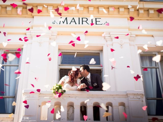 Le mariage de Aurélie et Alain