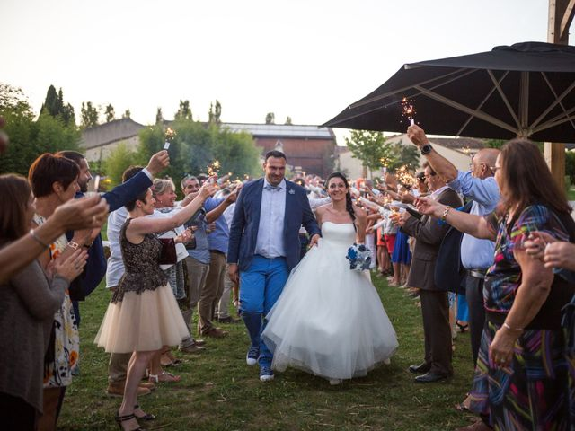 Le mariage de Patrice et Carine à Loubès-Bernac, Lot-et-Garonne 35