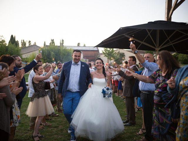 Le mariage de Patrice et Carine à Loubès-Bernac, Lot-et-Garonne 36