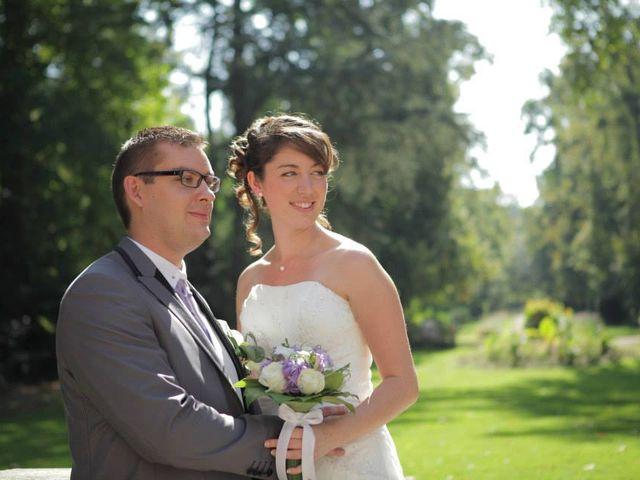 Le mariage de Gilliane et Damien à Dourdan, Essonne 9