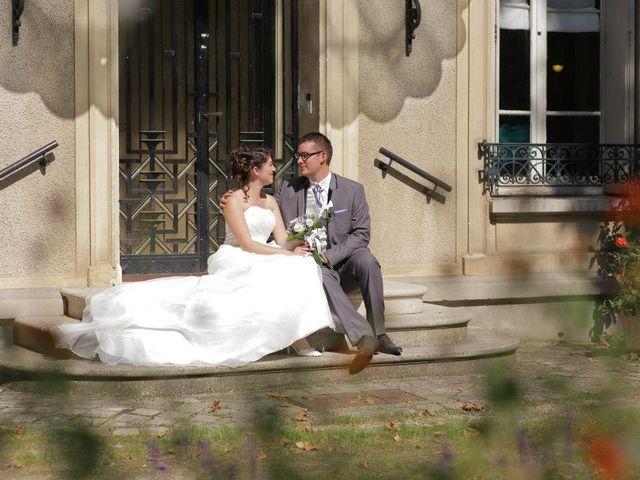 Le mariage de Gilliane et Damien à Dourdan, Essonne 10