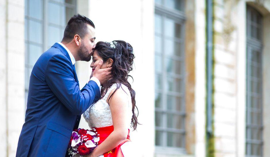 Le mariage de Quy Thanh et Baris à Gagny, Seine-Saint-Denis