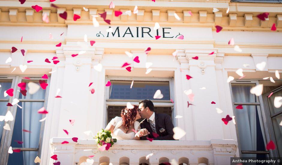 Le mariage de Alain et Aurélie à Irigny, Rhône
