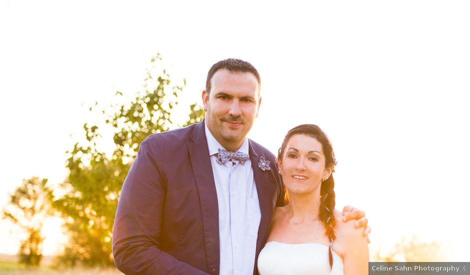 Le mariage de Patrice et Carine à Loubès-Bernac, Lot-et-Garonne