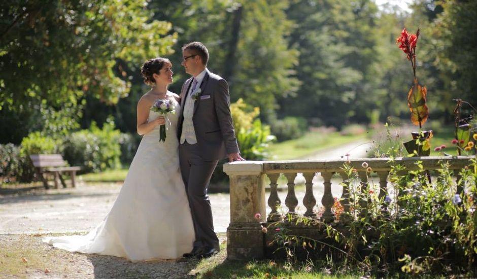 Le mariage de Gilliane et Damien à Dourdan, Essonne