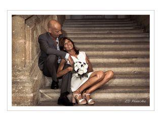 Le mariage de Nicole et Frédéric