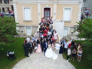 Le mariage de Mélissa et Erwan 1