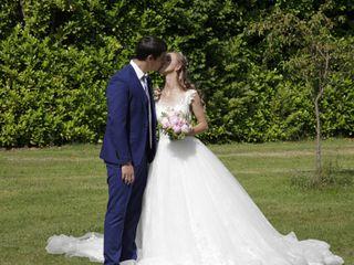 Le mariage de Mélissa et Erwan