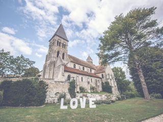 Le mariage de Marion et Jonathan 1