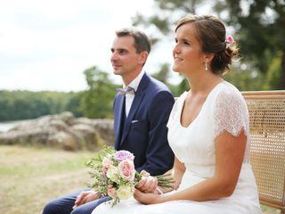 Le mariage de Anais et Thibaud 1