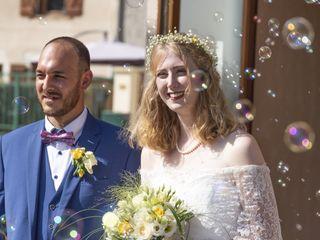 Le mariage de Emilie et Gregoire