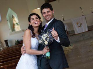 Le mariage de Alejandra et Lionel
