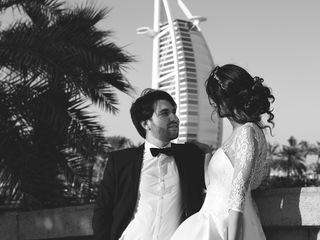 Le mariage de Fawzia et Brahim