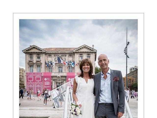 Le mariage de Frédéric et Nicole à Marseille, Bouches-du-Rhône 96