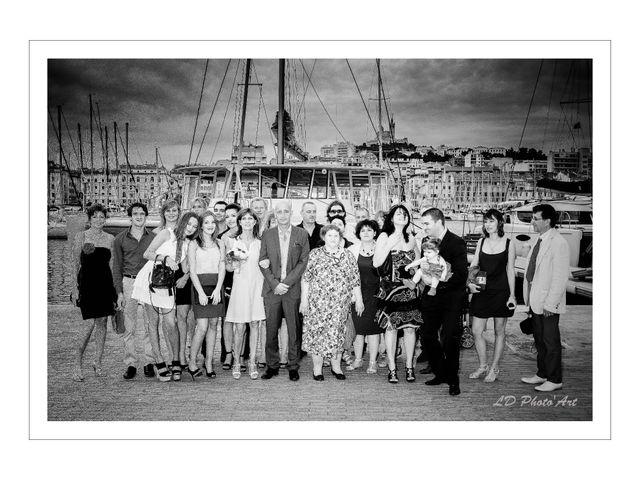 Le mariage de Frédéric et Nicole à Marseille, Bouches-du-Rhône 103