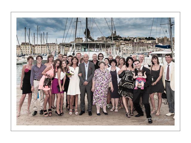 Le mariage de Frédéric et Nicole à Marseille, Bouches-du-Rhône 104