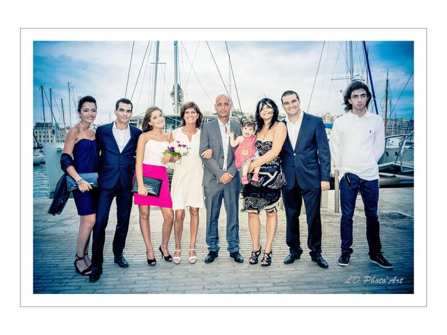 Le mariage de Frédéric et Nicole à Marseille, Bouches-du-Rhône 108