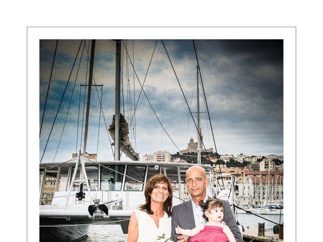 Le mariage de Frédéric et Nicole à Marseille, Bouches-du-Rhône 109