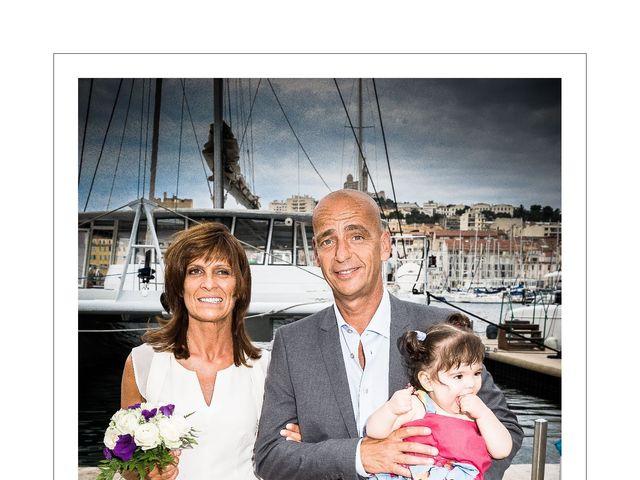 Le mariage de Frédéric et Nicole à Marseille, Bouches-du-Rhône 110