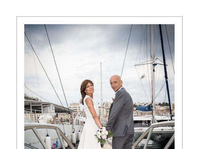 Le mariage de Frédéric et Nicole à Marseille, Bouches-du-Rhône 123