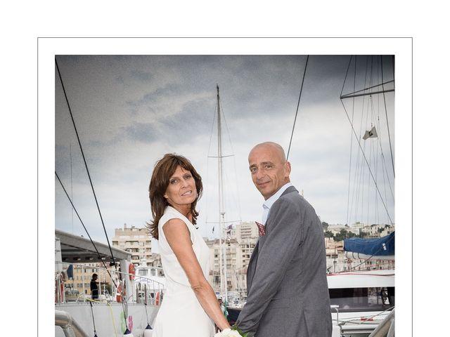 Le mariage de Frédéric et Nicole à Marseille, Bouches-du-Rhône 124
