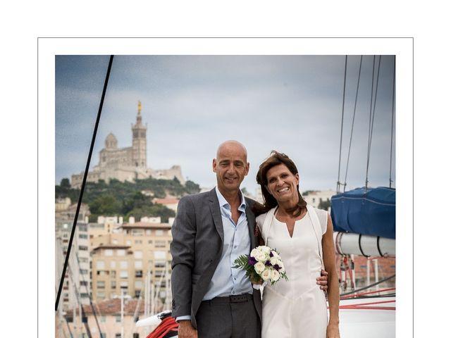 Le mariage de Frédéric et Nicole à Marseille, Bouches-du-Rhône 129