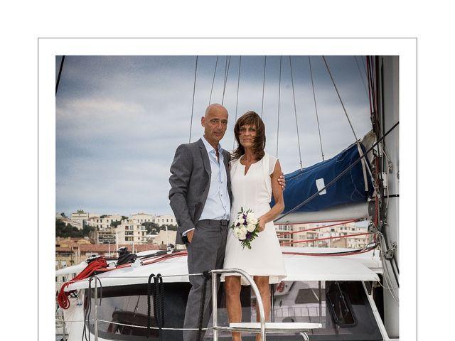 Le mariage de Frédéric et Nicole à Marseille, Bouches-du-Rhône 130