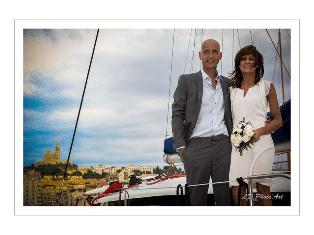 Le mariage de Frédéric et Nicole à Marseille, Bouches-du-Rhône 133